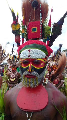 Treks and Hikes from Mount Hagen Papua New Guinea - Witch
