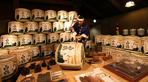 Fushimi Inari Walk and Gekkeikan Sake Brewery Tour in Kyoto!