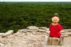 Coba Mayan Ruins Helicopter Tour and Full Day Excursion from Cancun