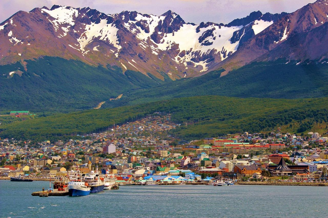 Patagonia Helicopter Tour/Cruise Ship Shore Excursion (From Ushuaia)