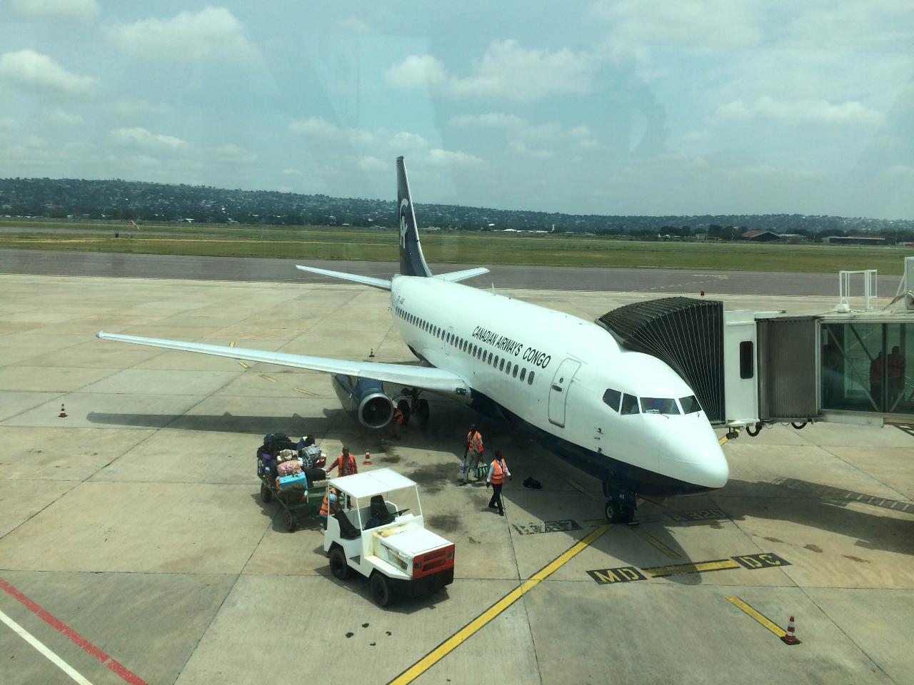 Domestic Flights Booking - Congo-Brazzaville (Republic of Congo) - Internal Flight Tickets Congo: Ouesso and Impfundo