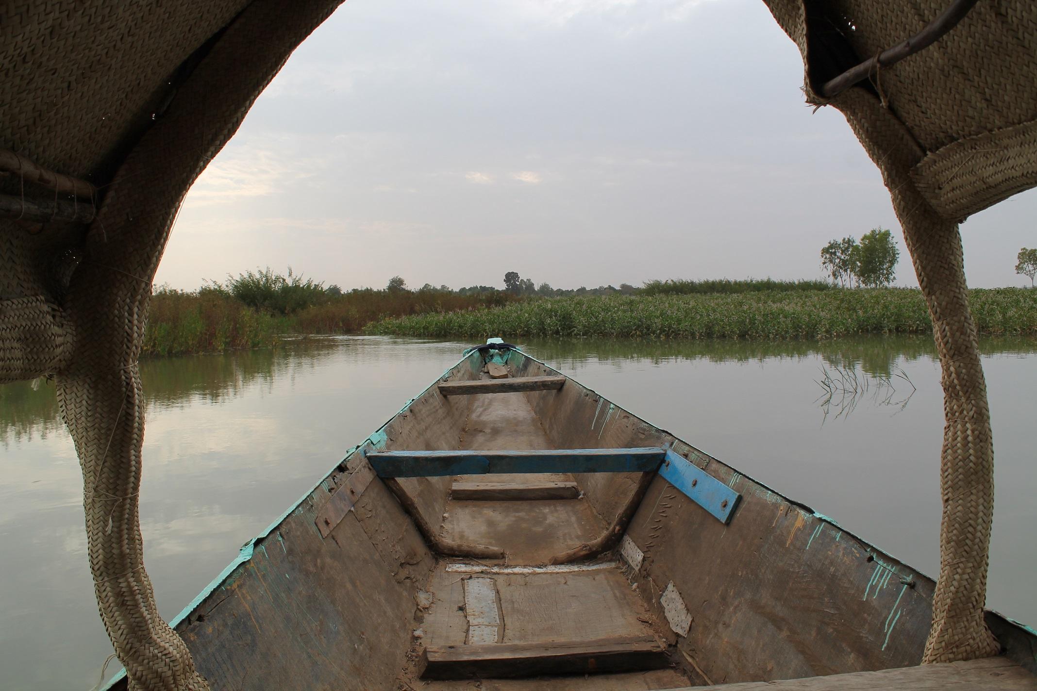 Niger River Voyage
