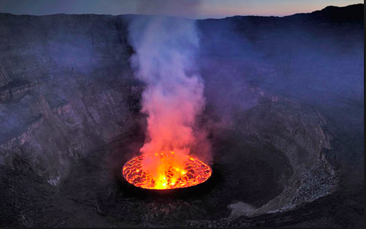 DRC Mountain Gorillas, Virunga, and Congo Nyiragongo Volcano Tour - Luxury Lodges