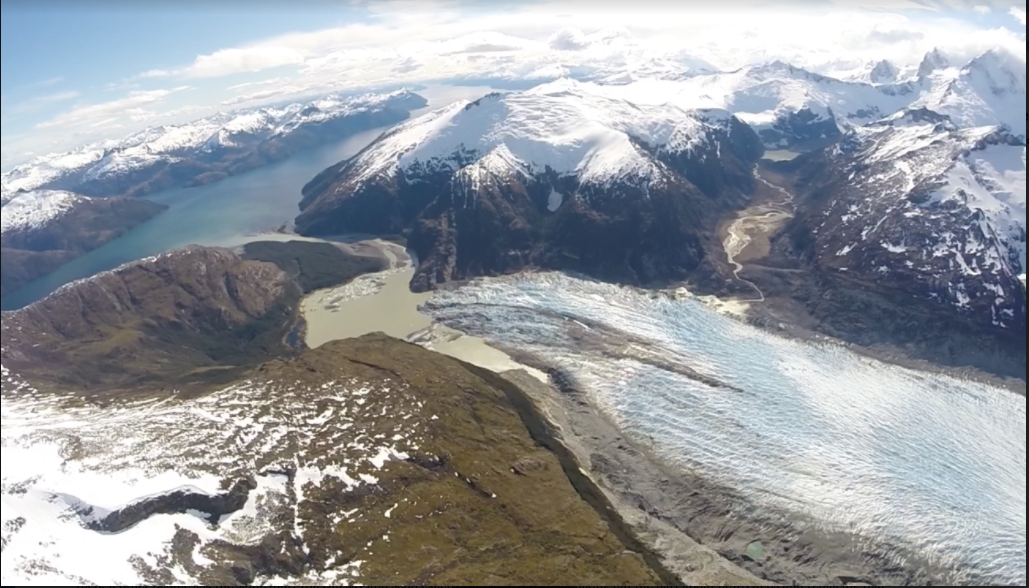 Patagonia Andes Landing Flight: 30 minute Ushuaia helicopter tour + landing