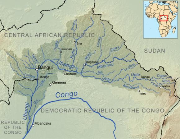 Congo River Cruise - Best Of Brazza Cruising! (Impfundo to Brazzaville - Including the Ubangui and Congo Rivers)