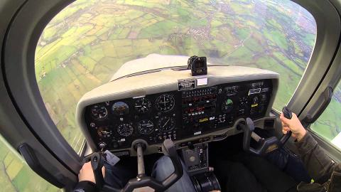 Panama Aerobatic Thrill Flight