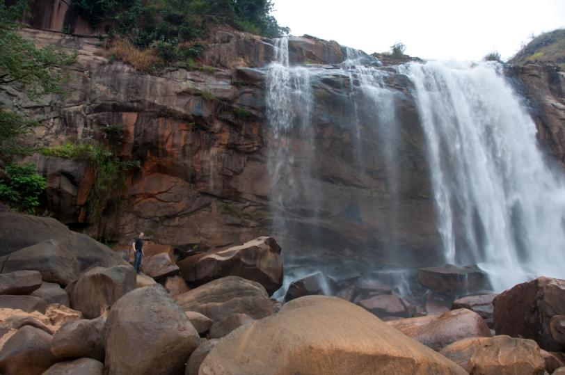 Bela Falls and Village Visit - Day Tour