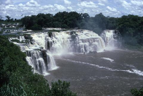 Kiubo Falls