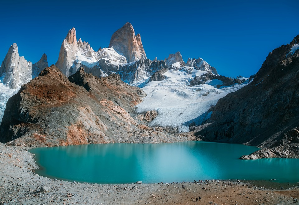 Mount Fitz Roy - South Patagonia Helicopter Tour (From El Calafate)