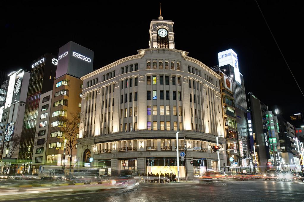 JTT Ginza, Tokyo Long-Term Stay Apartment - Tsukiji Station