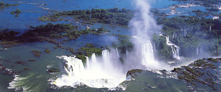 4 Day 3 Night Iguazu Falls Adventure and Escape by Flight from Buenos Aires