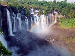 3 Day Interior Angola Tour: Calandula WaterFalls, Black Rocks, Cangadala National Park, and Ndatalando