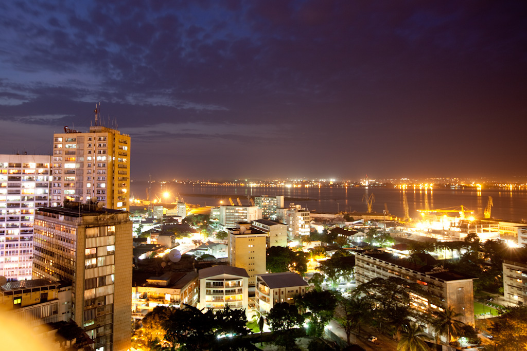 Kinshasa By Night(life!)