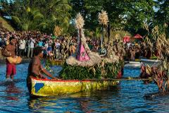 Rabaul Mask Festival and Baining Fire Dance Package Papua New Guinea