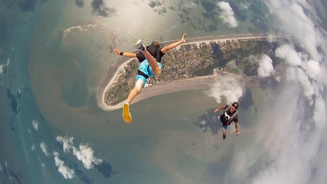 Two Oceans Skydive