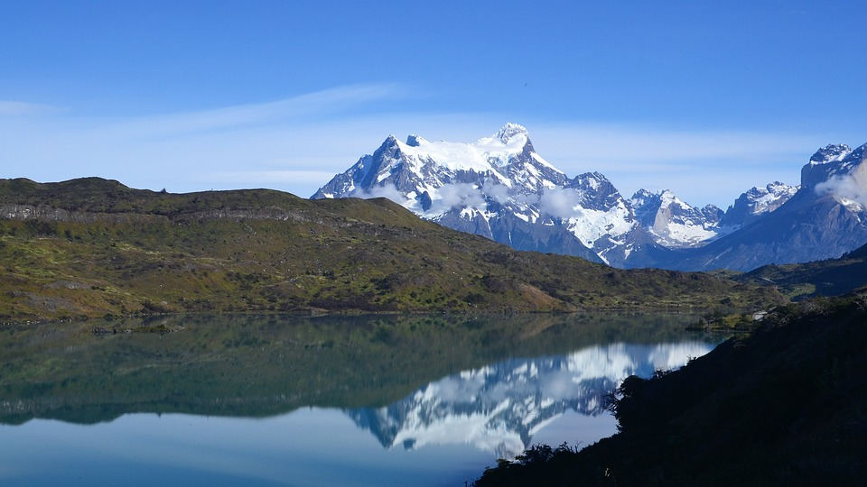 Heli Fishing / Hiking in Southern Chilean Patagonia - Torres del Pain (From Puerto Natales)