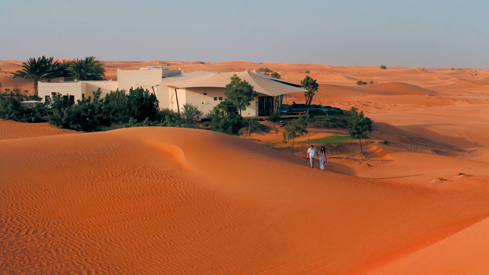 Dubai Desert Odyssey Escape - Secluded Desert Resort