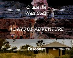 4 Day Exmouth to Broome Cruiser - One-Way