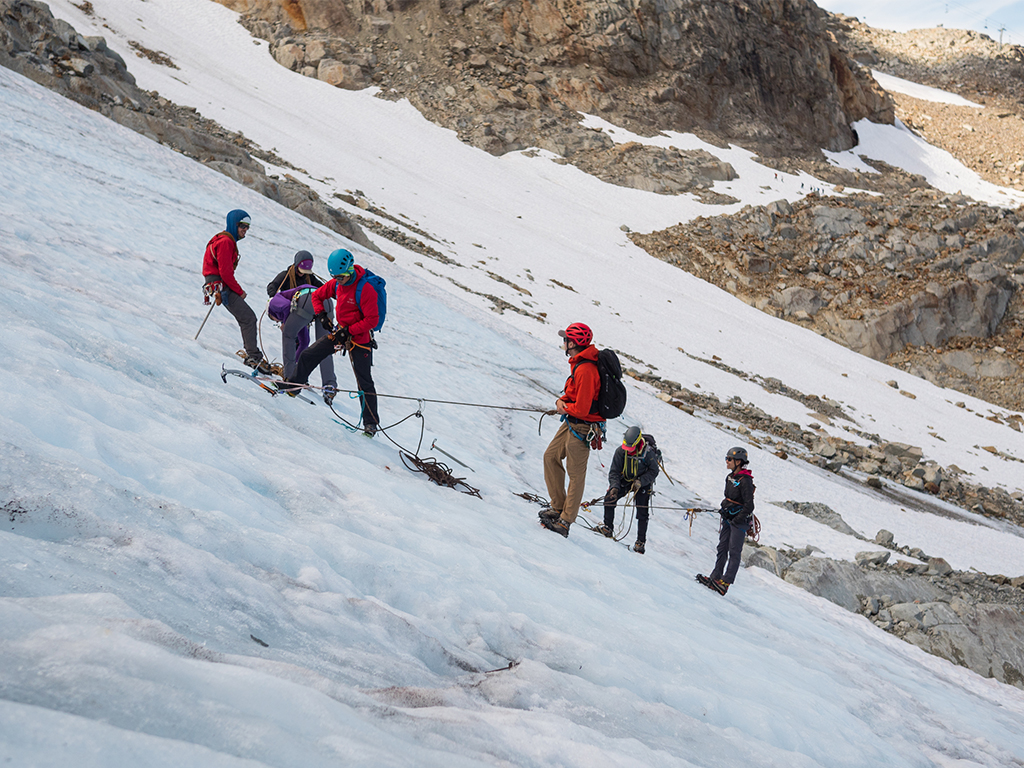 Crevasse Rescue Refresher - Coast
