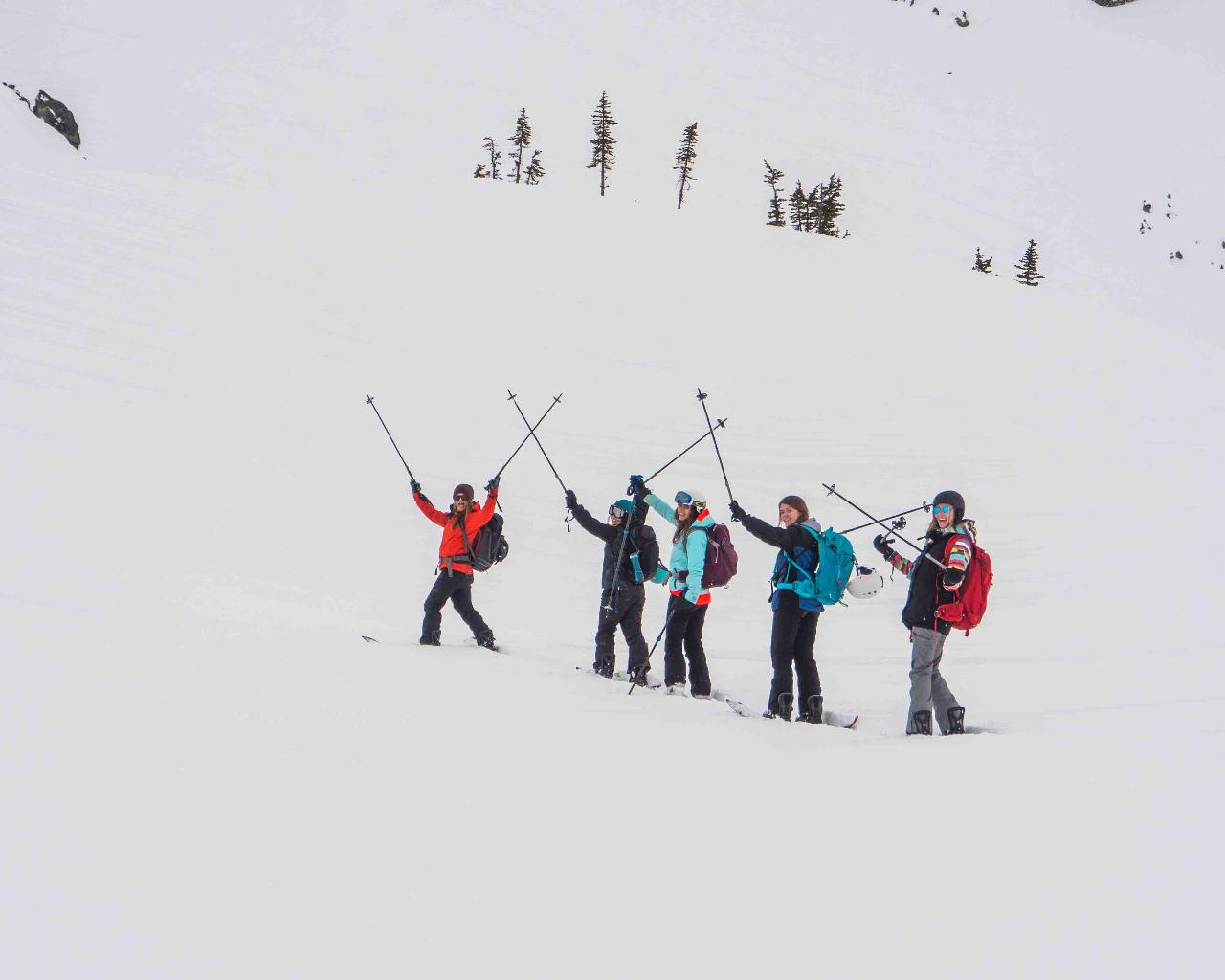 Private - Intro to Backcountry Skiing and Splitboarding