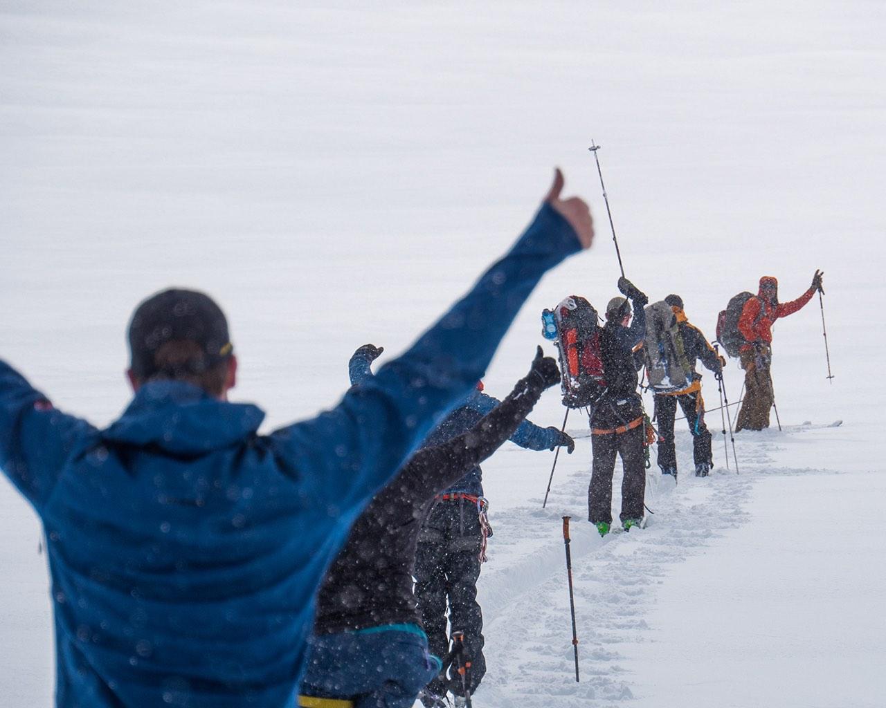 Whistler Backcountry Ski and Splitboard Tour