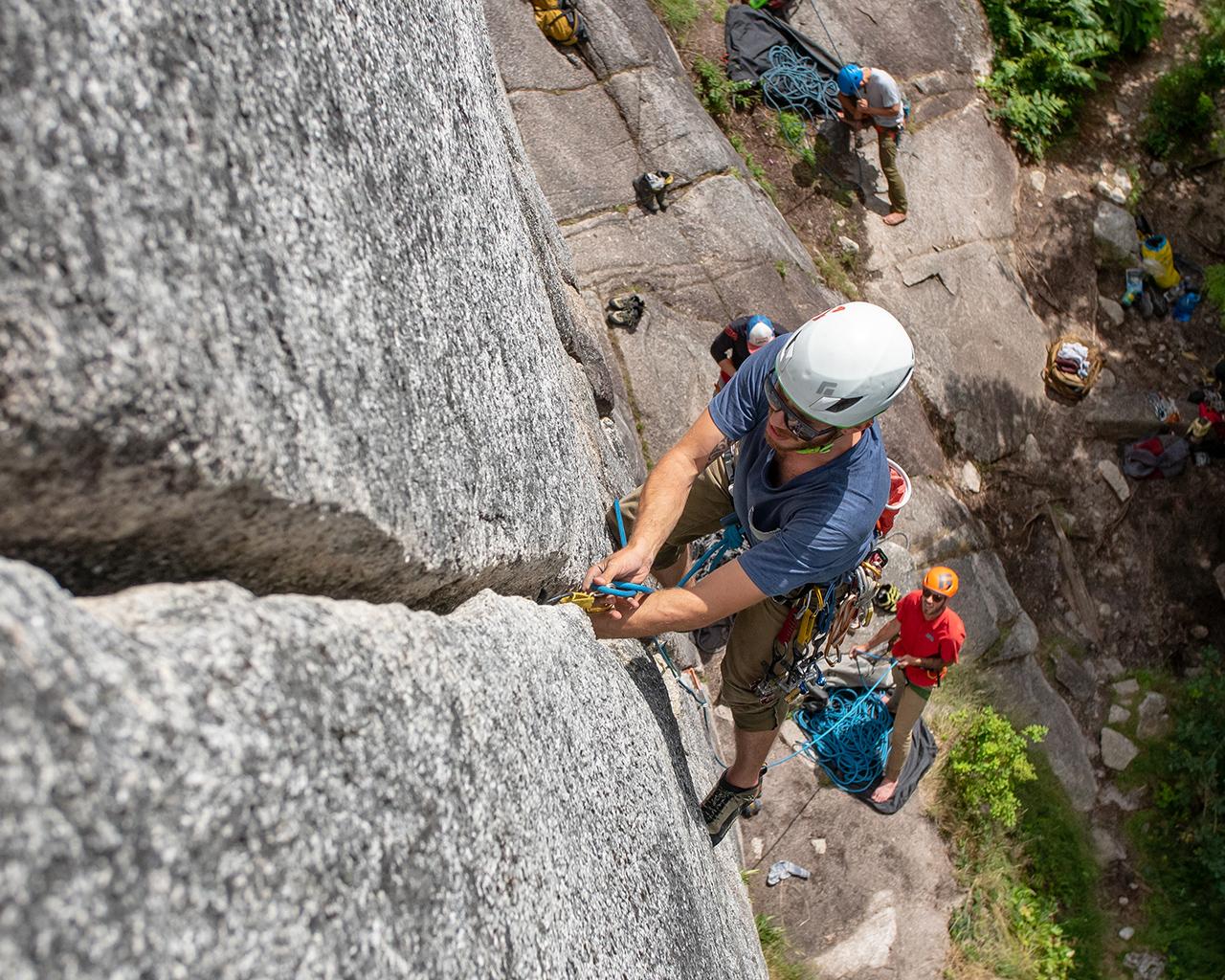 Rock Climbing - Full Day - Whistler