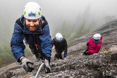 Squamish Via Ferrata - without lift tickets