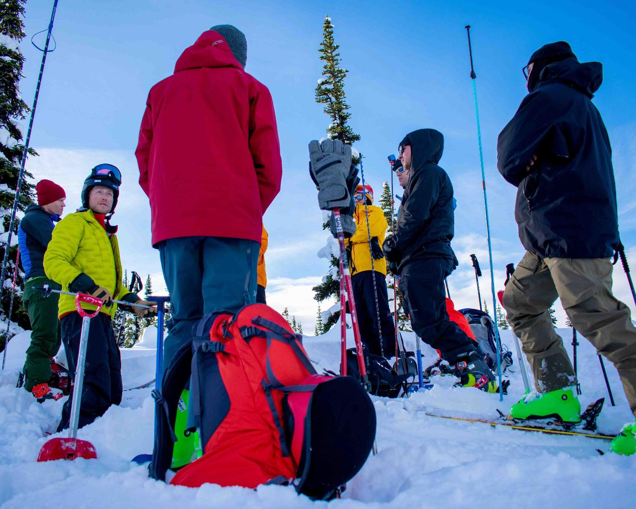 Avalanche Skills Training 2 - Four days - Coast