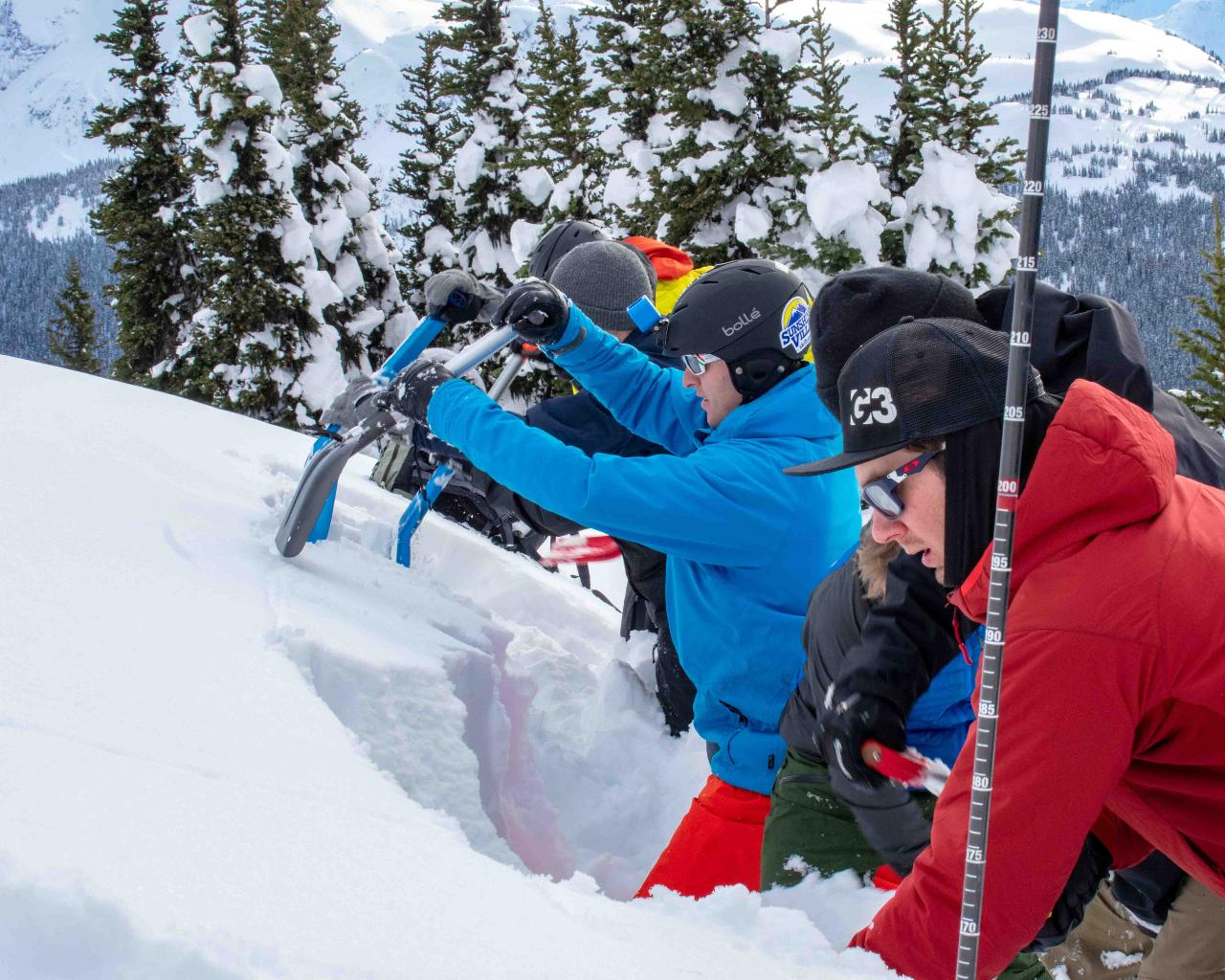 Avalanche Skills Training 1 Snowshoeing - Vancouver