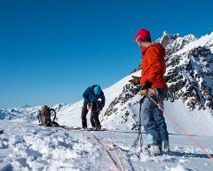 Winter Crevasse Rescue & Glacier Travel - Coast