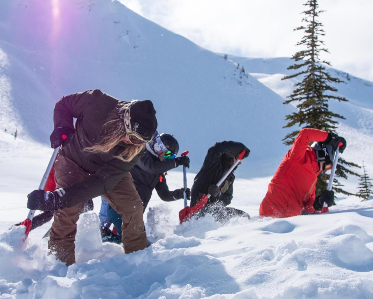 Avalanche Skills Training 1 Skiers and Splitboarders - Vancouver