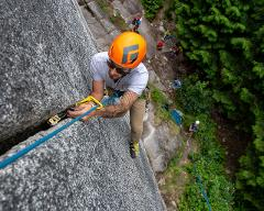 Intro to Trad Climbing - Coast