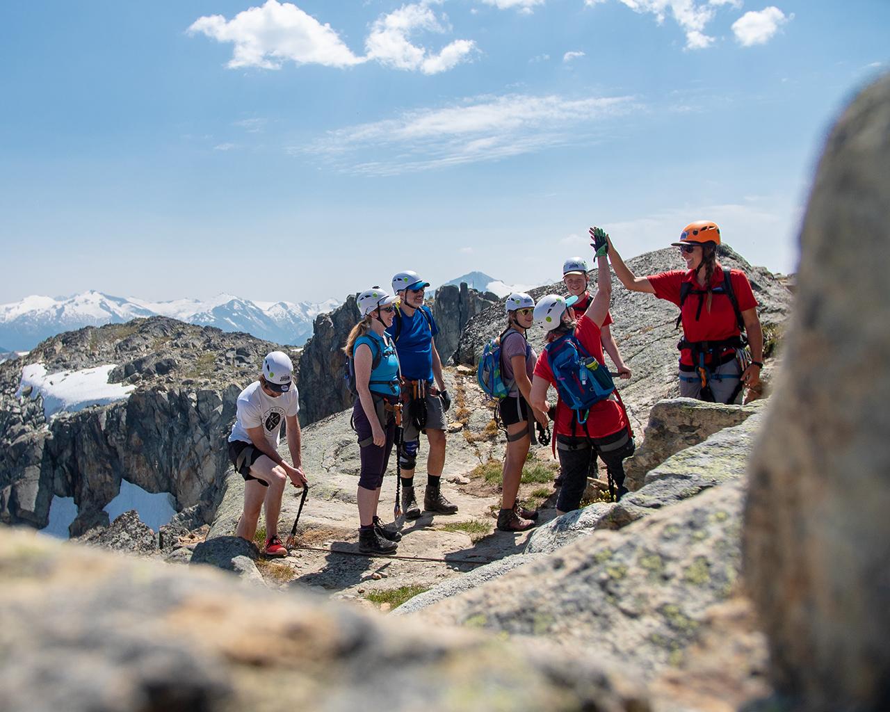 Whistler Peak Challenge
