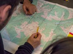 Mountain Navigation - Coast