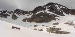 Glacier Ascent - without lift ticket