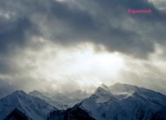 5 Minute Weather Forecasting - Squamish