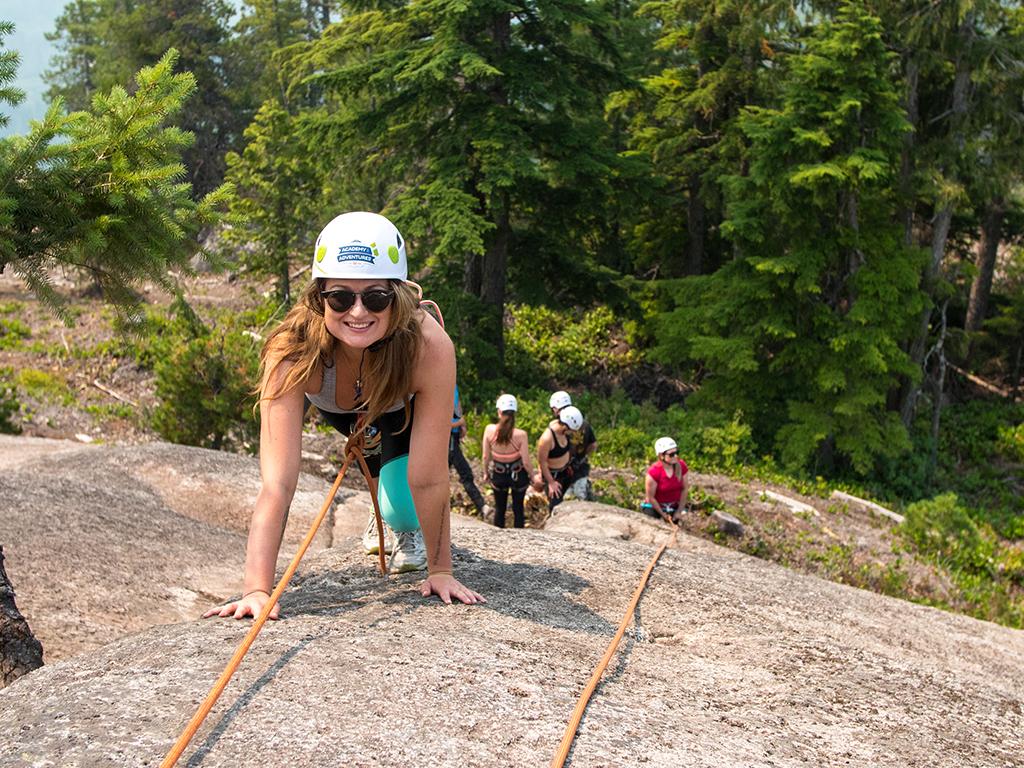 PRV - Rock Climbing Taster