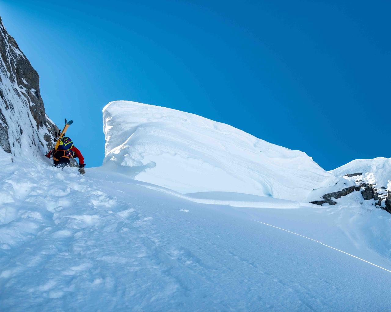 PRV - Ski Mountaineering Course