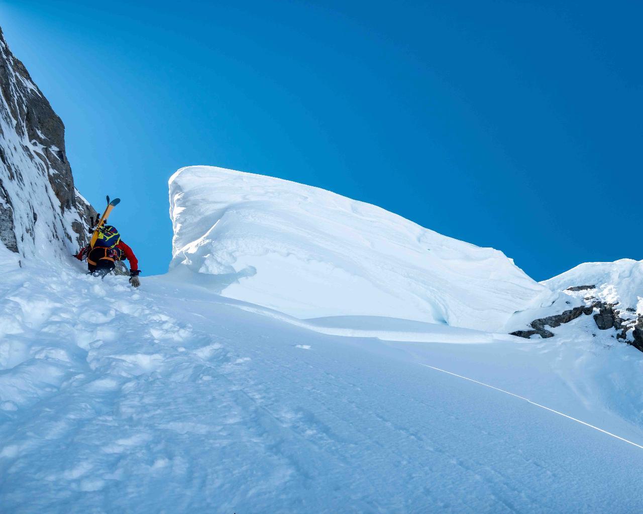 Private - Ski Mountaineering Course