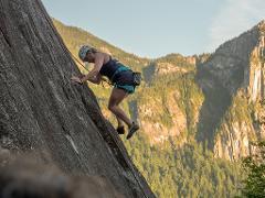 Rock Climbing - Half Day - Squamish