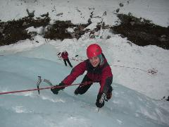 Ice Climbing Experience - Coast