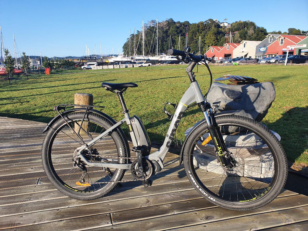 Daily E- Bike Hire