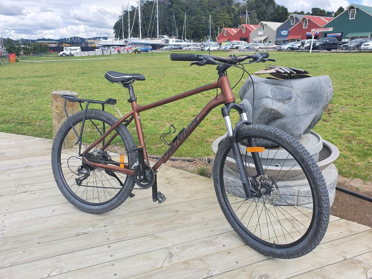 Half Day Mountain Bike Hire