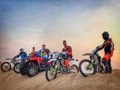 Desert Enduro Motorbike Tour  (Husqvarna fe450 2018) -2hr Clutch Training