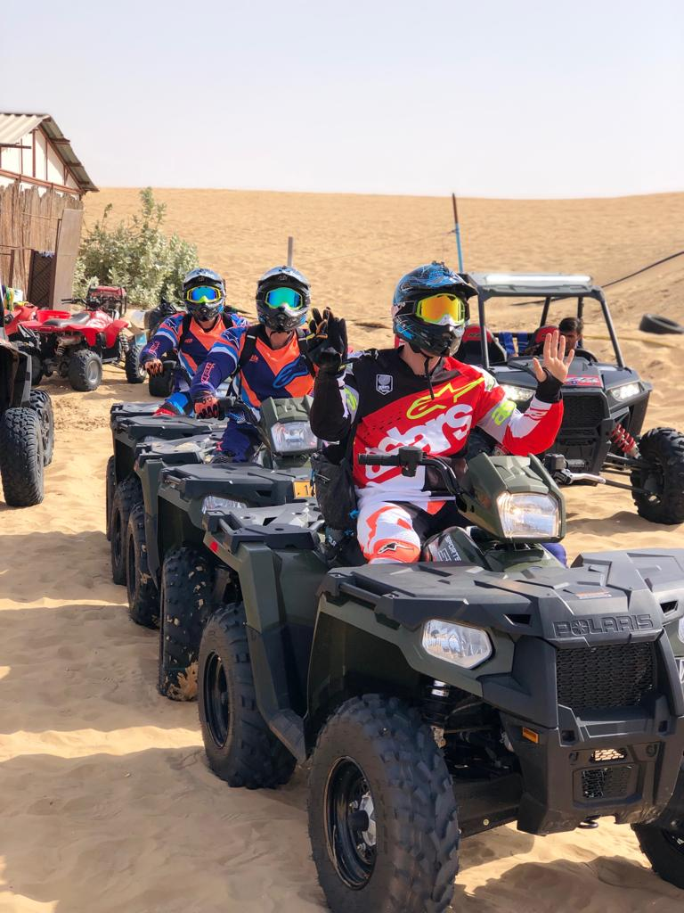 Quad Bike Tour -1 hour Guided Polaris 570cc Automatic