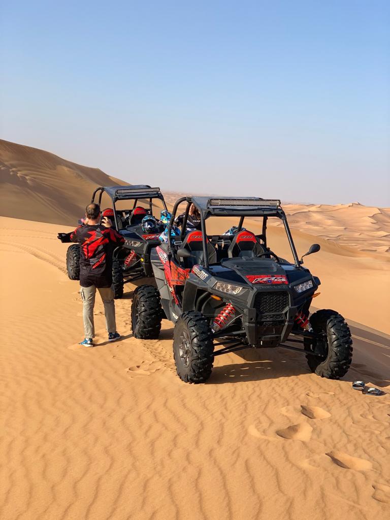 Polaris 1000rzr Dune Buggy Tour - 2 hours