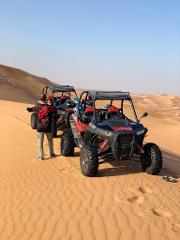 Polaris 1000RZR XP 2018 Dune Buggy Tour - 2 hours