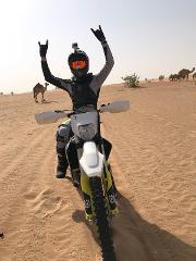 Desert Enduro Motorbike Tours - 2 DAY TOUR (minimum 2 riders)