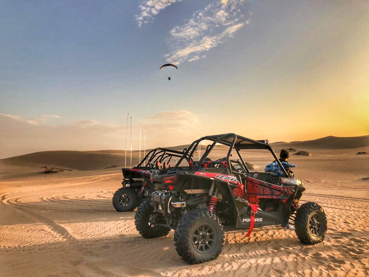 Polaris 1000RZR XP 2018 Dune Buggy Tour - 1 hour