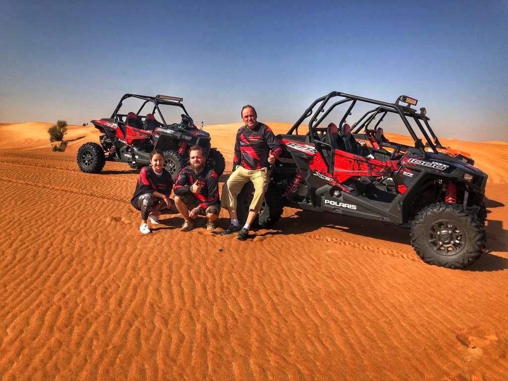 Polaris 1000rzr Dune Buggy Tour- 3 hours